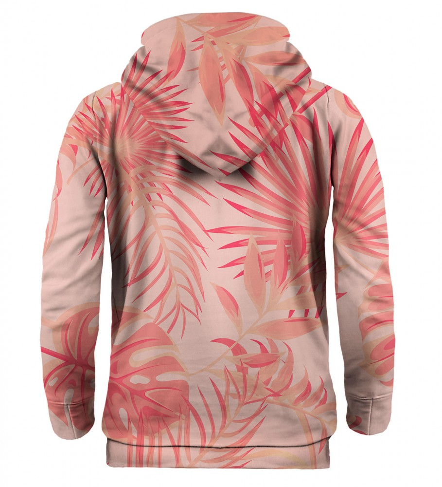 Mr. Gugu & Miss Go, Tropical Pink hoodie Image $i