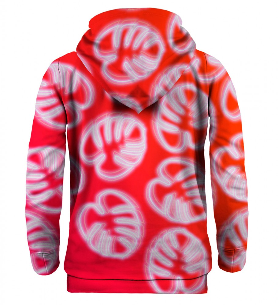 Mr. Gugu & Miss Go, Neon Red hoodie Image $i