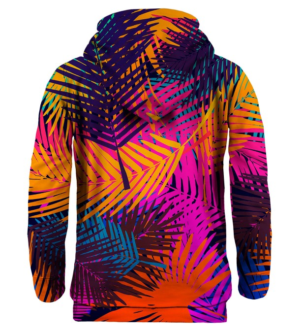 Colorful Palm hoodie Thumbnail 2
