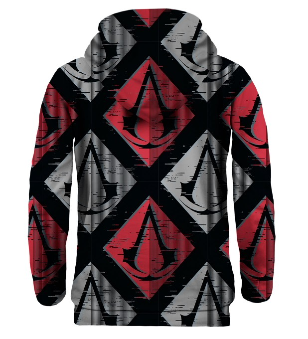 Bluza z kapturem Assassin's Creed Logo Miniatury 2