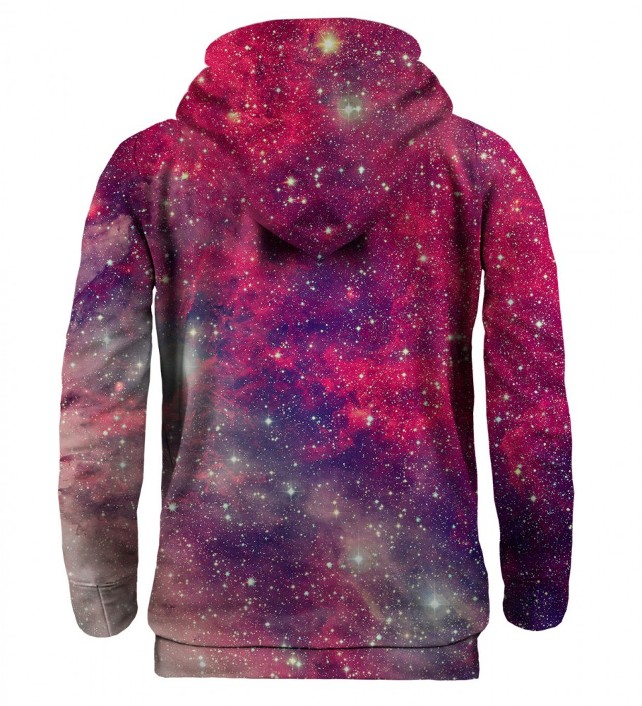 Mr. Gugu & Miss Go, Red Galaxy hoodie Фотография $i