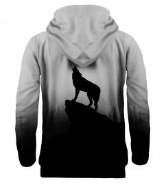 Mr. Gugu & Miss Go, Shadow of Wolf hoodie Miniature $i