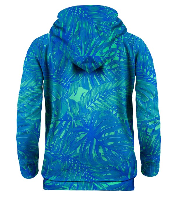 Blue Jungle hoodie Miniatura 2