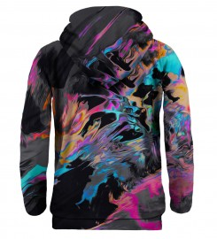 Mr. Gugu & Miss Go, Space colours hoodie Thumbnail $i