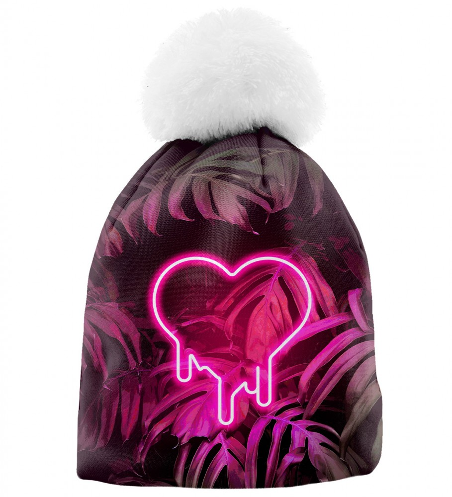 Mr. Gugu & Miss Go, Melt my Heart womens beanie Image $i