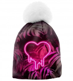 Mr. Gugu & Miss Go, Melt my Heart womens beanie Thumbnail $i