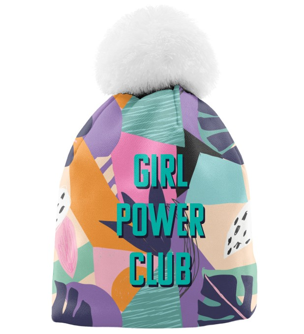 Our Club womens beanie Thumbnail 1