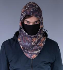 Mr. Gugu & Miss Go, Japanese Dragon balaclava Thumbnail $i