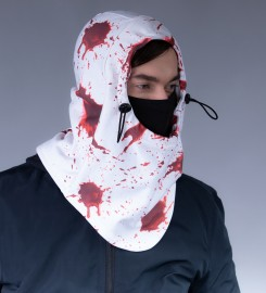 Mr. Gugu & Miss Go, Bloody balaclava Miniature $i