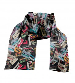 Mr. Gugu & Miss Go, Audio Cassettes scarf Thumbnail $i