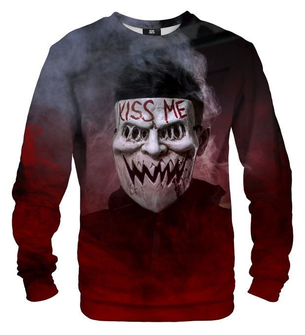 Kiss Me sweater Thumbnail 1