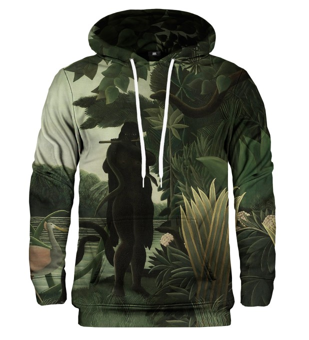 The Snake Charmer hoodie Thumbnail 2