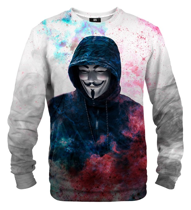 Anonymous Smoke sweater Miniatura 2