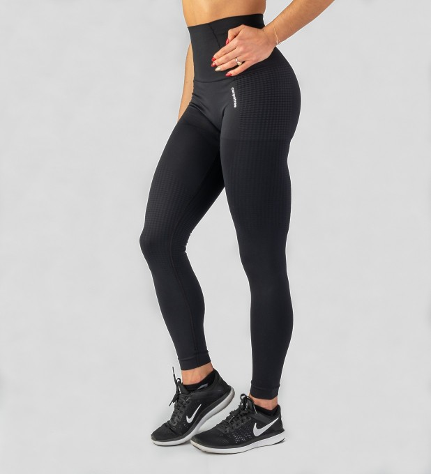 Black Model One seamless Leggings Miniature 1
