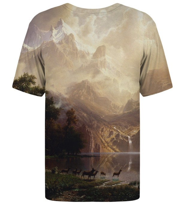 T-shirt Among the Sierra Nevada Mountains Miniatury 2