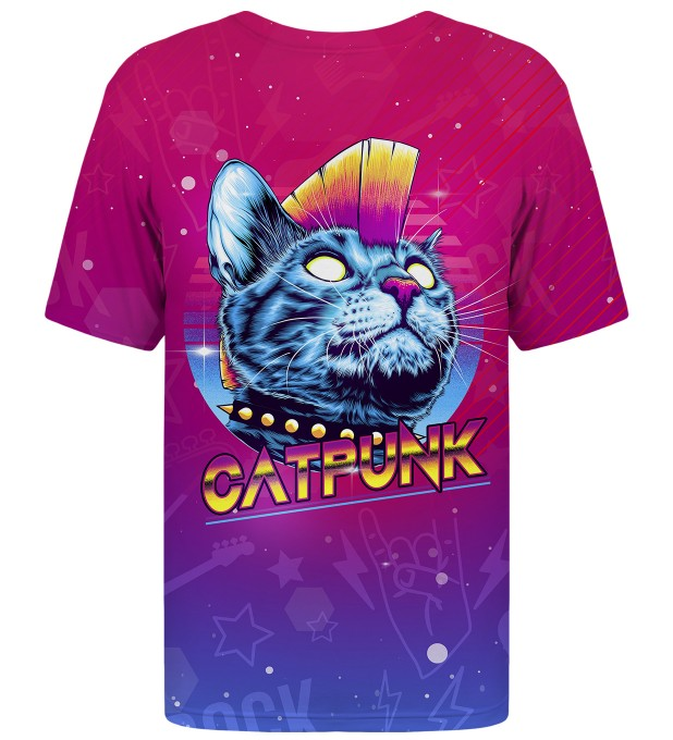 Catpunk t-shirt Miniature 2