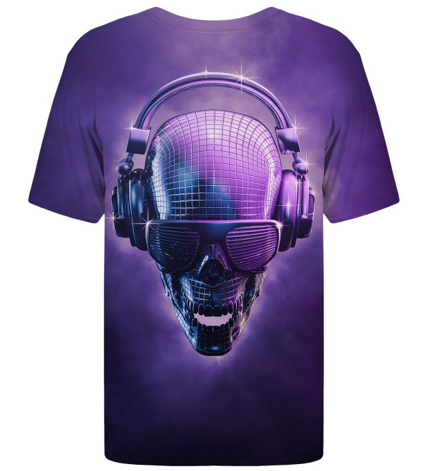 Disco Skull t-shirt Miniature 2