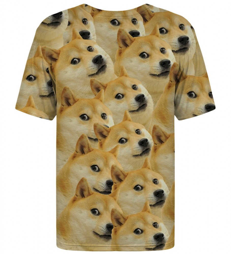 Mr. Gugu & Miss Go, Doge t-shirt Image $i