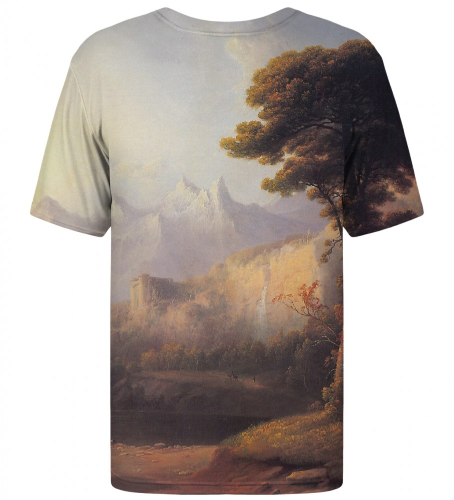 Mr. Gugu & Miss Go, T-shirt Fanciful Landscape Zdjęcie $i