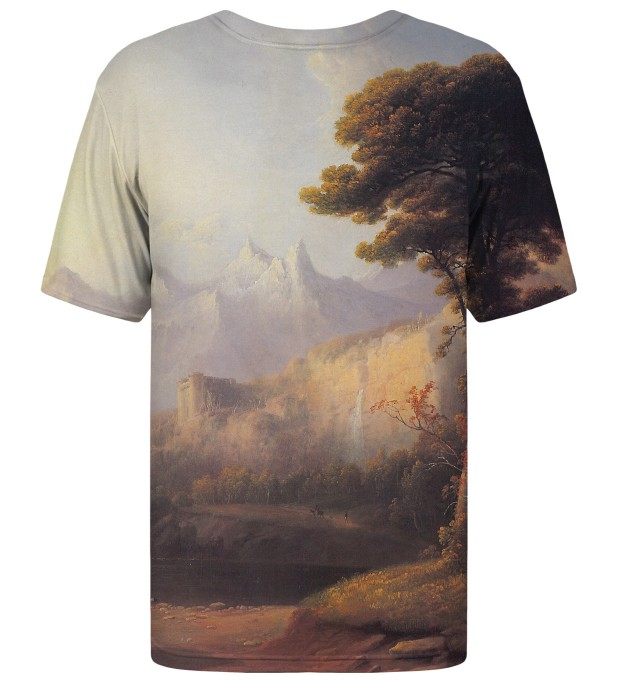 Fanciful Landscape t-shirt Miniature 2