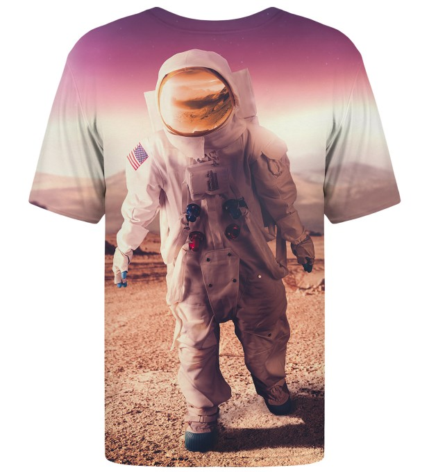 First in Space t-shirt Thumbnail 2
