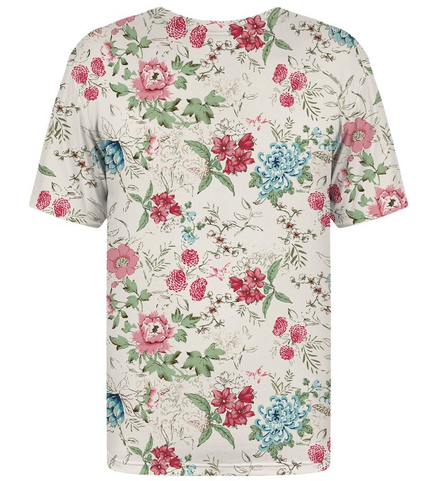 Flowers Sketch t-shirt аватар 2