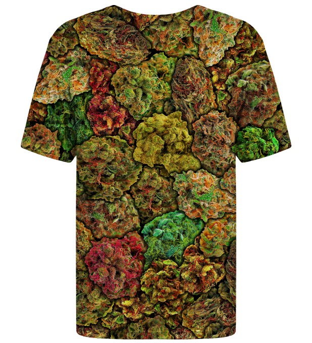 T-shirt Ganja Top Miniatury 2