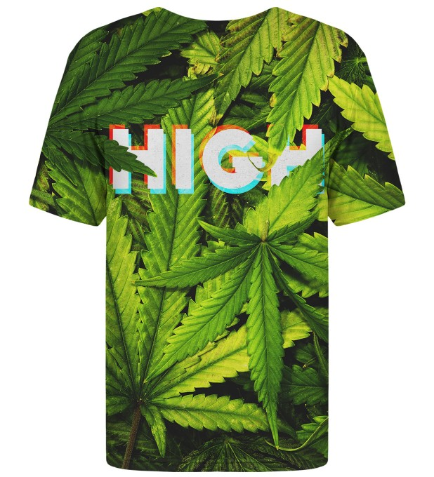 High t-shirt Miniatura 2