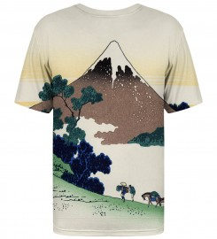 Mr. Gugu & Miss Go, Inume pass in the Kai province t-shirt Thumbnail $i