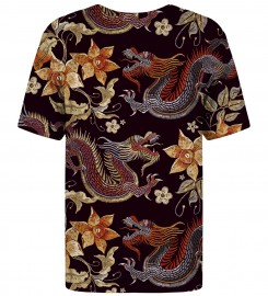 Mr. Gugu & Miss Go, Japanese Dragon t-shirt Thumbnail $i