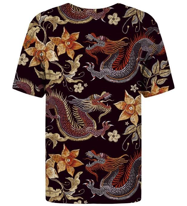 Japanese Dragon t-shirt Miniature 2