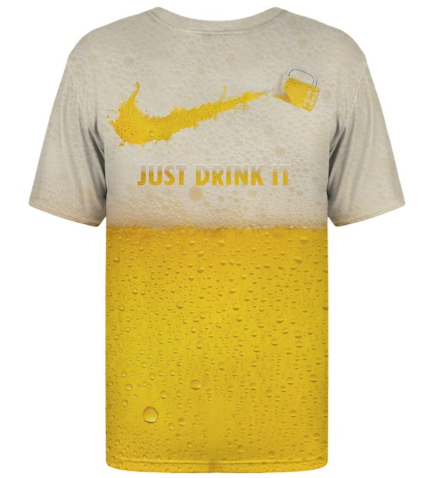 Just drink it t-shirt Thumbnail 2