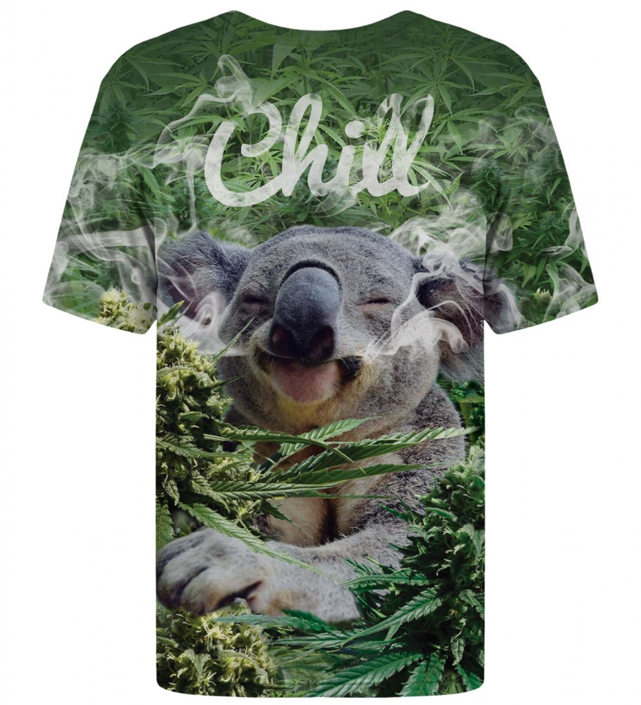 Mr. Gugu & Miss Go, Koala Chill t-shirt Image $i
