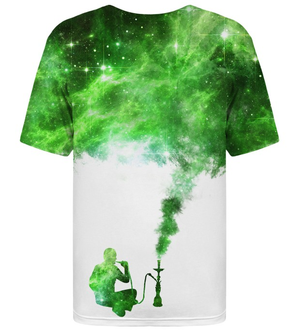 Let's Smoke t-shirt Miniaturbild 2