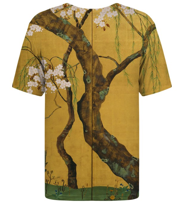 Maples and Cherry Trees t-shirt Miniature 2