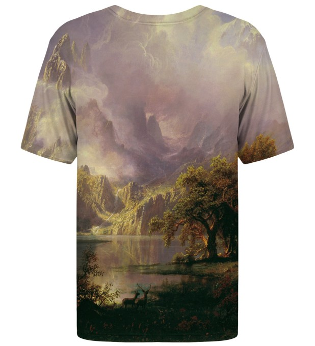 Rocky Mountain Landscape t-shirt Miniature 2