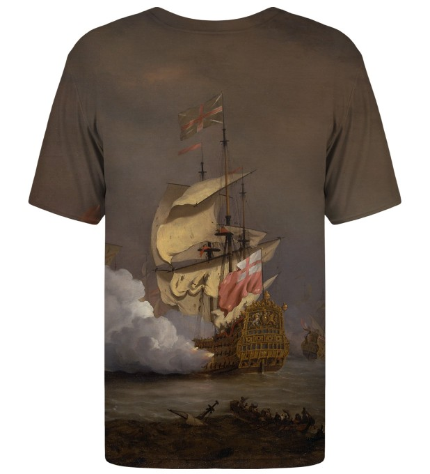 Sea Battle t-shirt Miniature 2