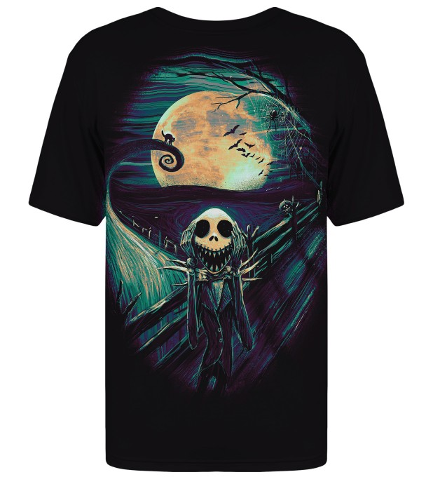 T-Shirt Skellington  Miniatury 2