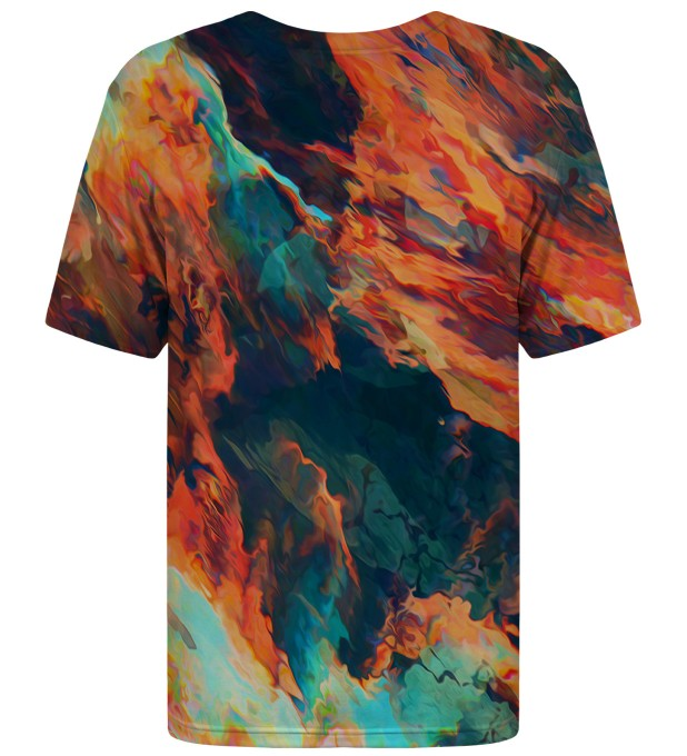 Sky is burning T-Shirt Thumbnail 2