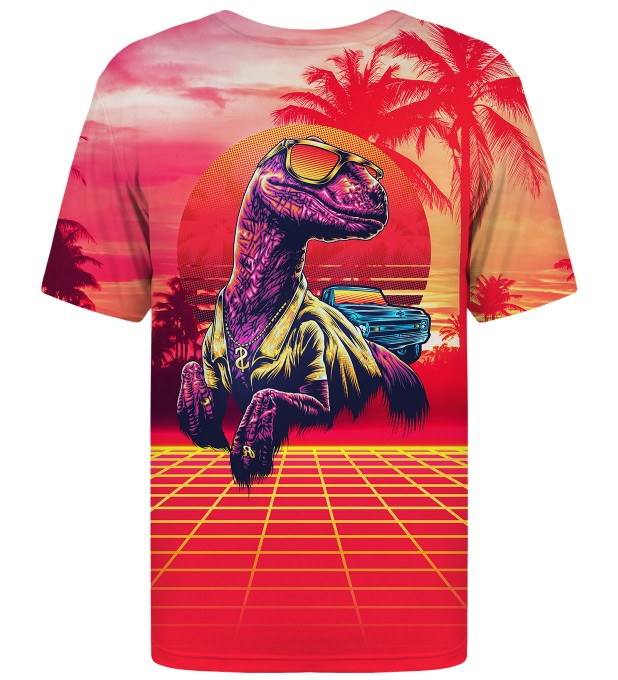 Stylish Raptor t-shirt Miniature 2