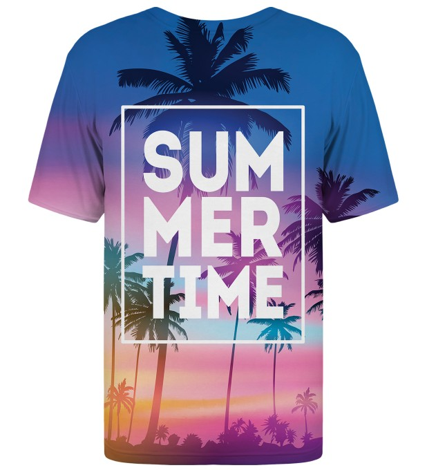 Summer Time t-shirt Miniature 2