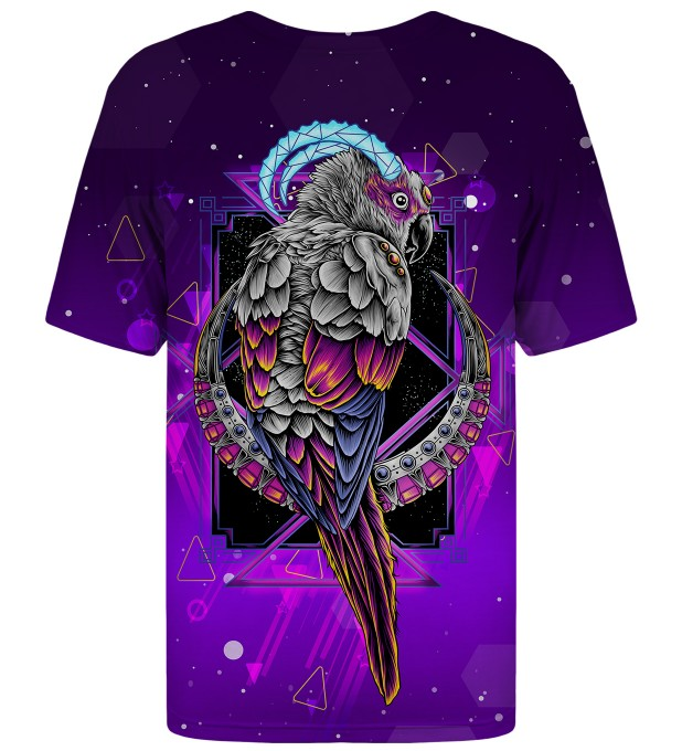 Tech-Parrot t-shirt Thumbnail 2