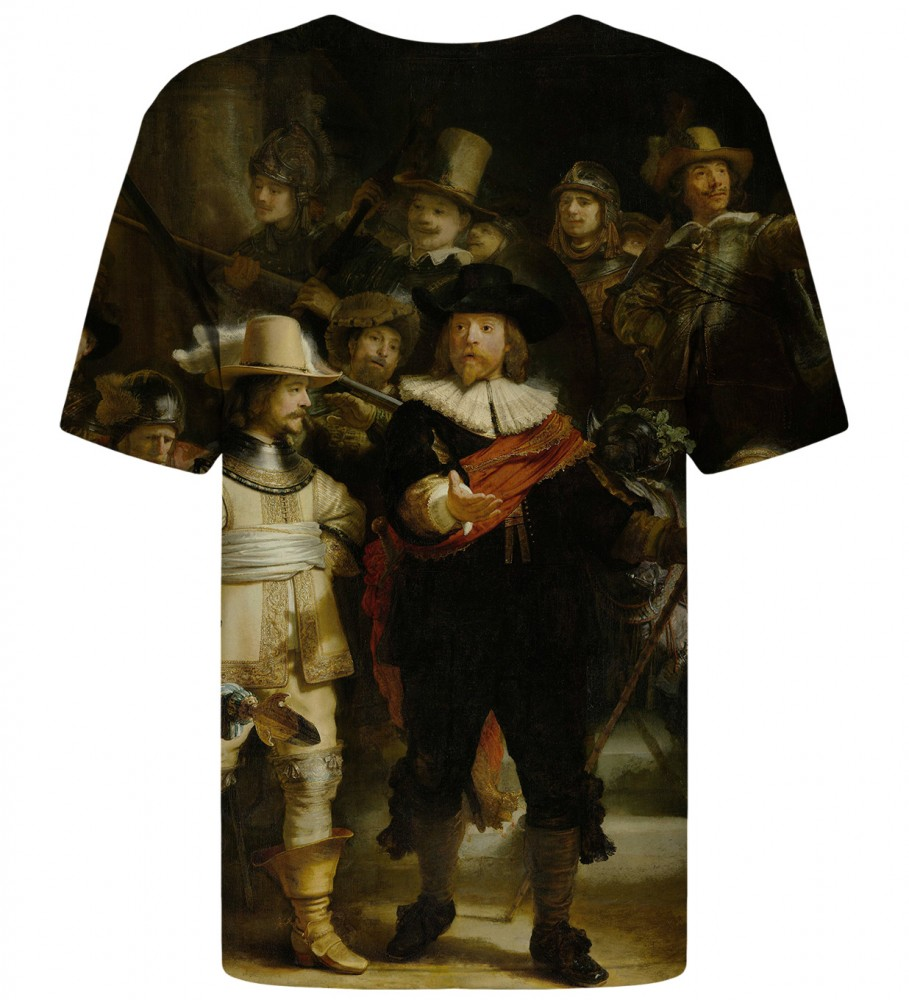 Mr. Gugu & Miss Go, The Night Watch t-shirt Image $i