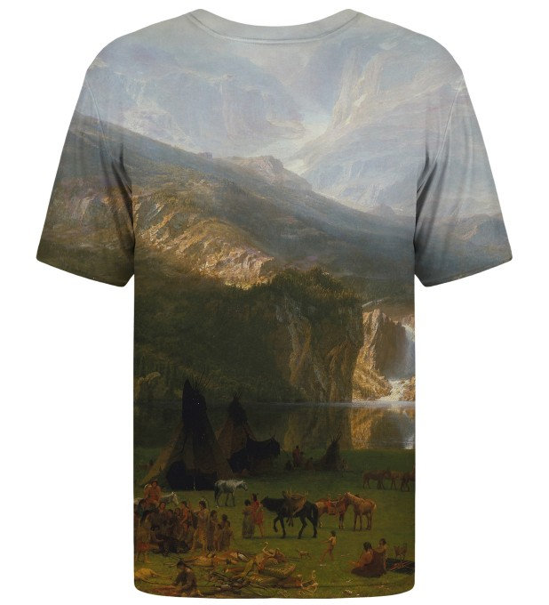 T-shirt The Rocky Mountains Lander's Peak Miniatury 2