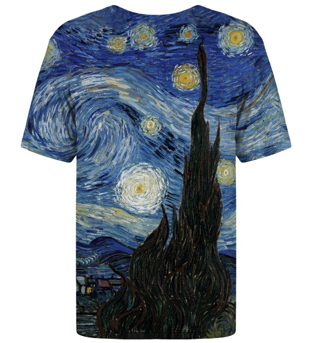The Starry Night t-shirt Miniatura 2