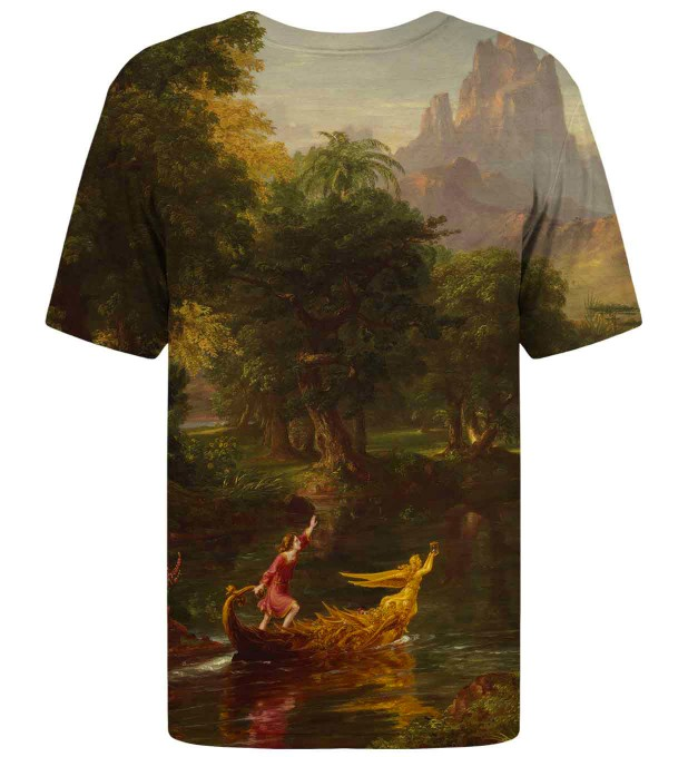 The Voyage of Life t-shirt Thumbnail 2