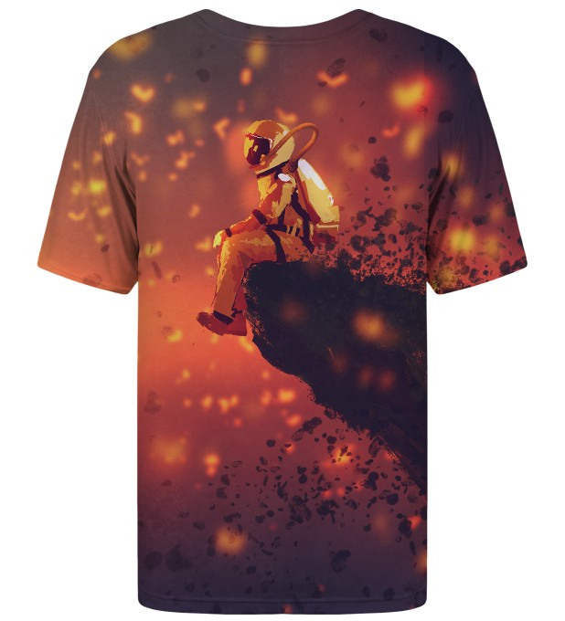 Volcano Astronaut t-shirt аватар 2