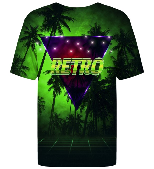 Welcome to the 80's t-shirt Thumbnail 2