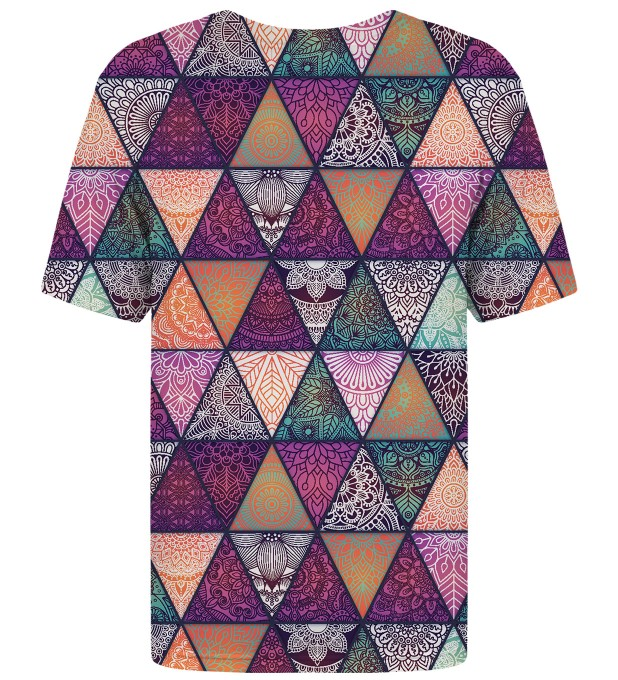 Triangles t-shirt Thumbnail 2
