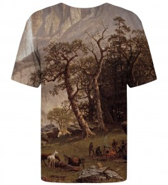 Mr. Gugu & Miss Go, T-shirt Cho-looke the Yosemite Fall Miniatury $i
